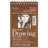 Strathmore 400 Series Spiral Drawing Pad